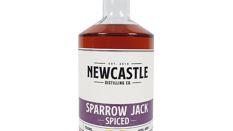Sparrow Jack - Spiced