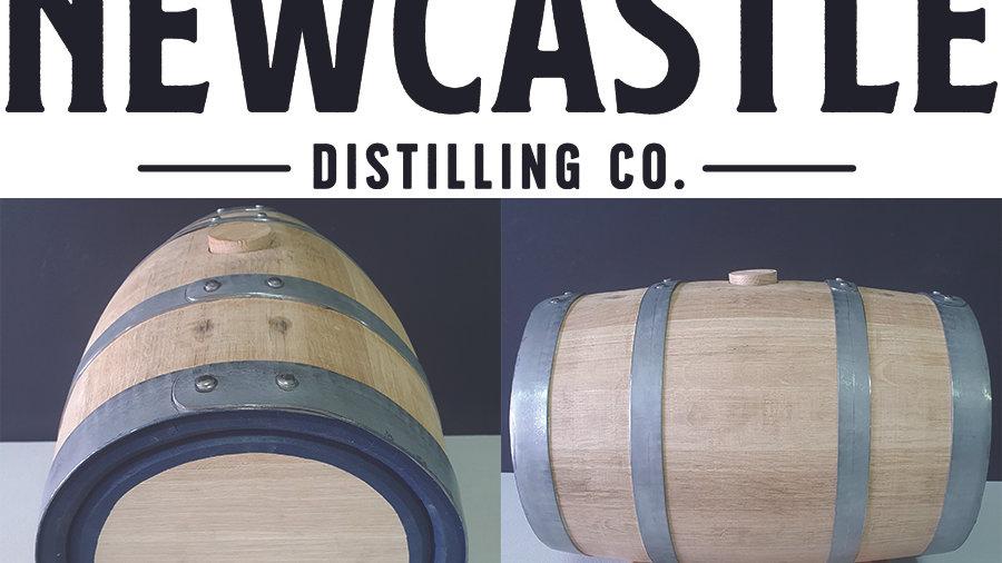 25 Litre Barrel - Whisky or Rum