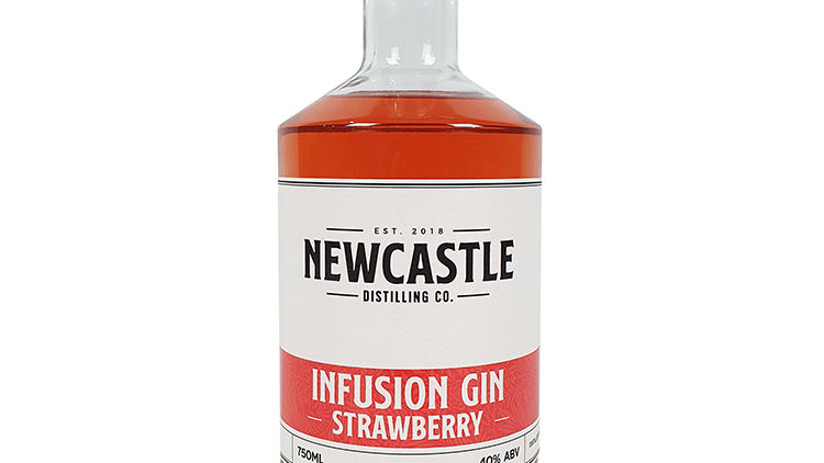 Infusion Gin - Strawberry