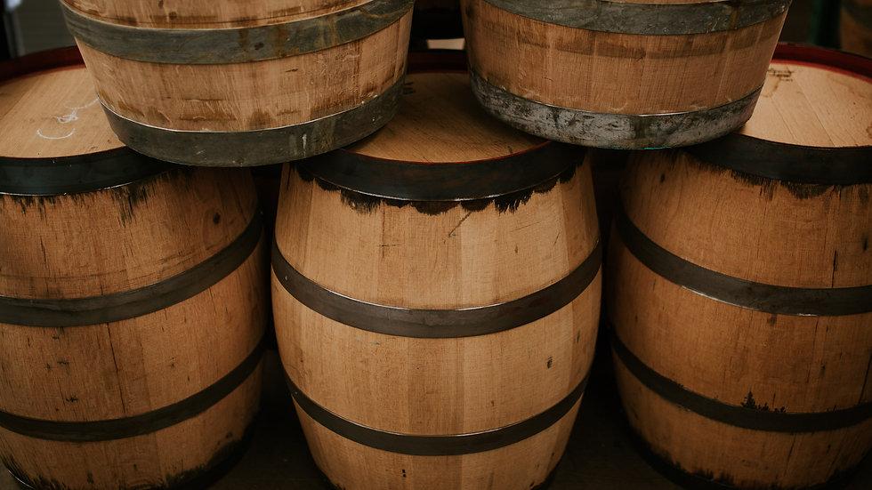 100 Litre Whisky Barrel