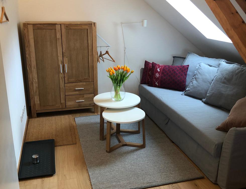 cosy loft - sofa