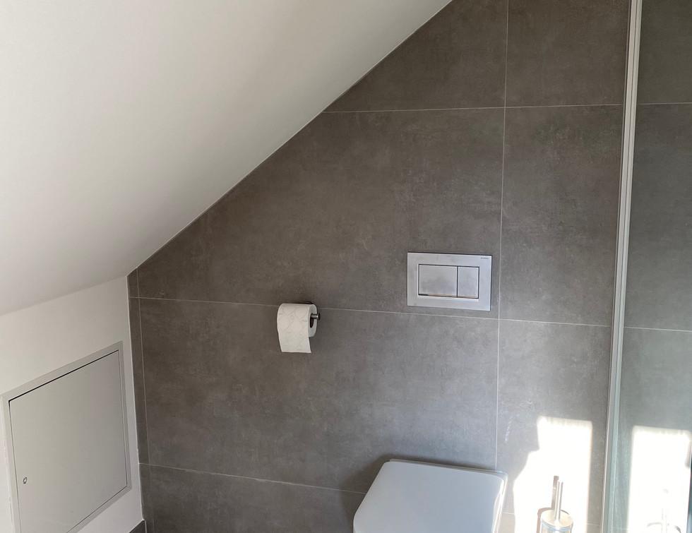 cosy loft - bathroom