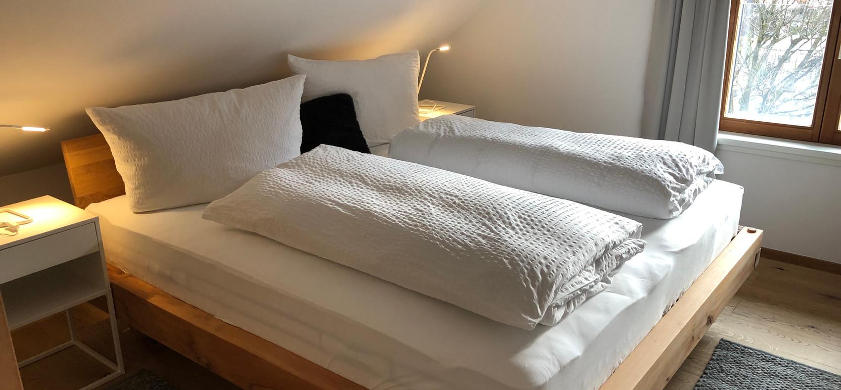 big loft - bedroom one