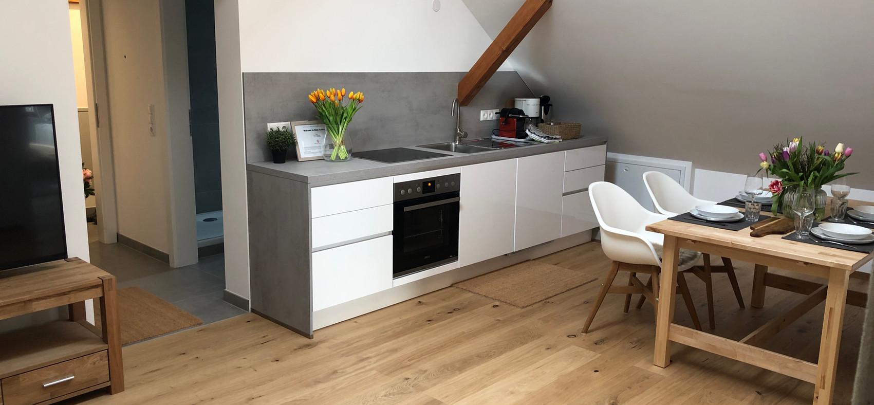 big loft - kitchen