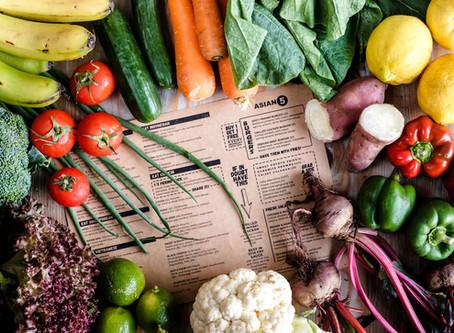 WE'RE GOING GREEN-heart Organic Farms!