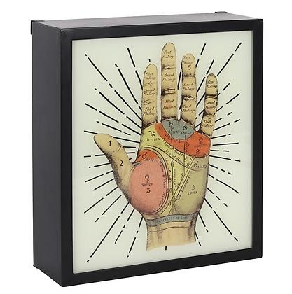 Palmistry Box Light