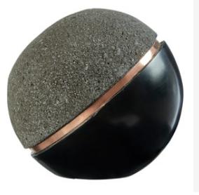 Lava Stone Deco Ball