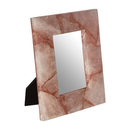 Pink Quartz Photo Frame 4x6