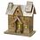 Thumbnail: Large Wooden Lit Glitter House