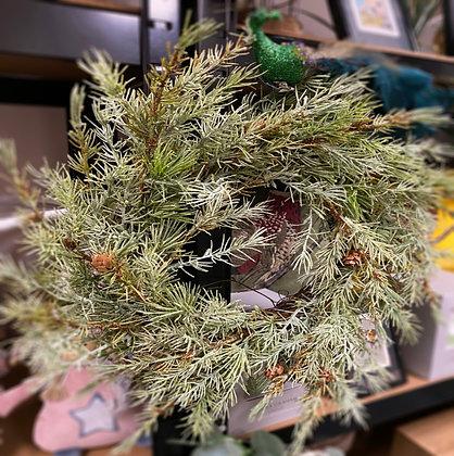 Medium Pine Wreath