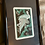 Thumbnail: Crane's Green 1920's Playing Card In 6x4 Inch Frame