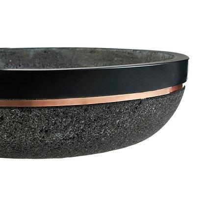 Lava Stone Bowl