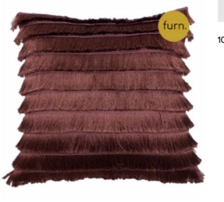 45cm Rose Flicker Cushion