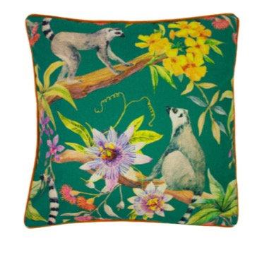 50cm x 50cm Lemur Cushion