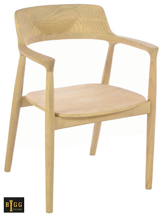 Bergen Dining Chair With Arms