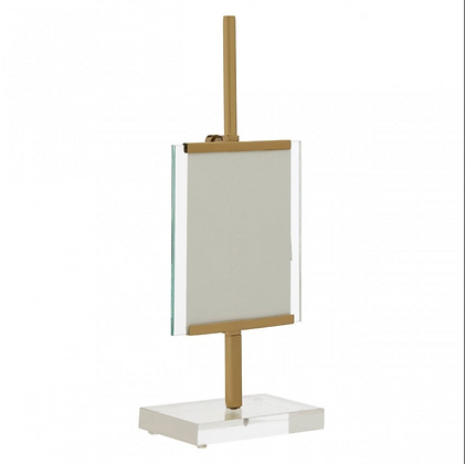 Large Easel Photo Frame (Photo Size 13x18cm)