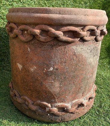 Reclaimed Medium Terracotta Pot