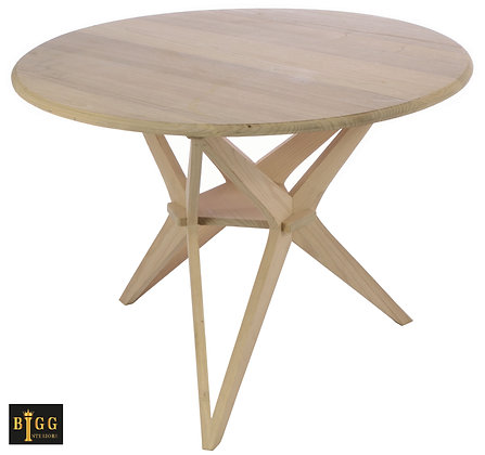 Bergen Large Round Dining Table