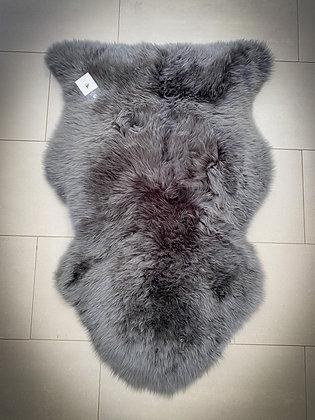 Sheep Skin Dark Grey