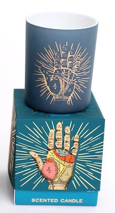 Palmistry Candle Pot 8cm
