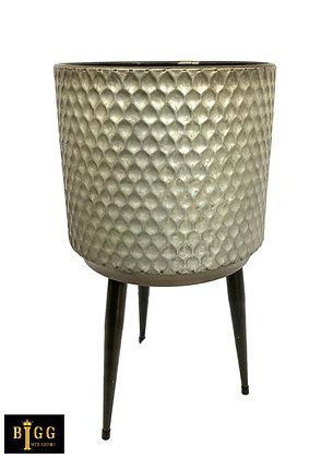 55cm Metal Plant Pot