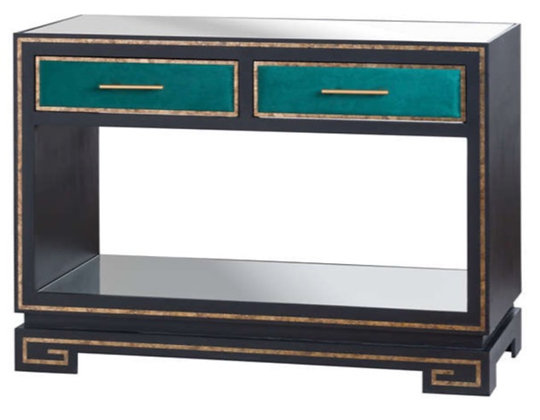 The Gatsby Two Drawer Console Table