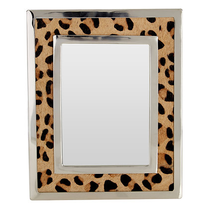 Kensington Townhouse Photo Frame 4x6 Leopard
