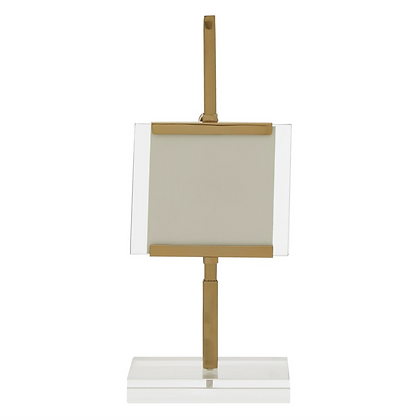 Small Easel Photo Frame (Photo Size 10x10 cm)