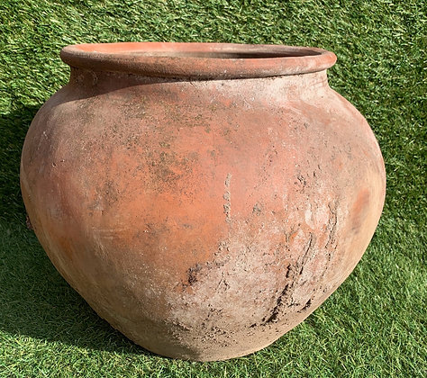 Reclaimed Medium Terracotta Pot