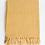 Thumbnail: Mustard Woven Stitch Throw