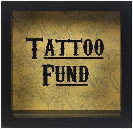 Tattoo Fund Money Box