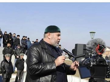 Заместитель Муфтия ЧР Асвад Хареханов по поручению  Муфтия ЧР принял участие в траурном мероприятии,