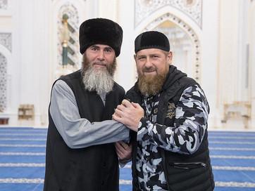 Мусульмане поддерживают Рамзана Кадырова