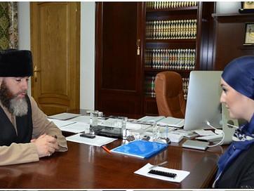 С.Межиев дал интервью корреспонденту «России для всех»