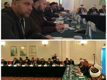 ДУМ ЧР на Конференции в Казани