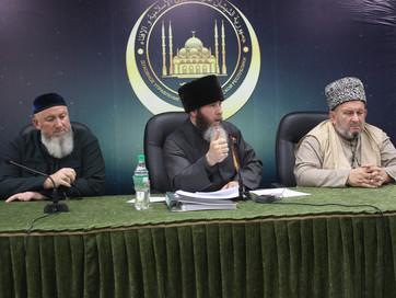 В ДУМ ЧР прошло расширенное совещание