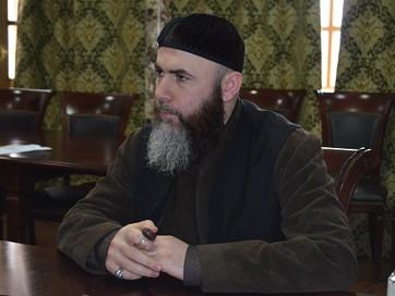 Из интервью муфтия ЧР Салаха Межиева
