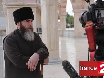 Интервью французскому телевидению France 2