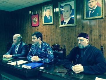 ДУМ Чечни и УГИБДД ЧР проводят совместные профилактические мероприятия