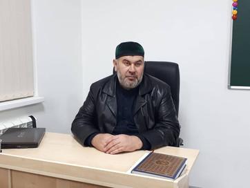 """Асвад Хареханов: """"Человек в тарикате имеет четко определенные ежедневные задачи, в первую очере"""