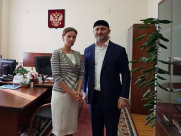 Встреча с Уполномоченным при Президенте РФ по правам ребенка