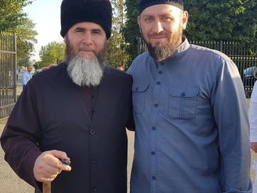 Аслан Абдулаев назначен на должность Директора Департамента по связям с религиозными и общественными