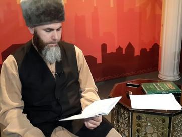 С.Межиев был в гостях у ЧГТРК «Грозный»