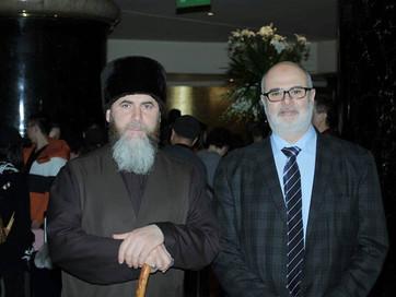 Мусульмане Швеции и Чечни договорились о сотрудничестве.