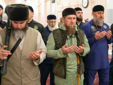 Поздравления Главе Чеченской Республики