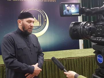 Заместитель Муфтия ЧР Аслан Абдулаев рассказал о работе ДУМ ЧР в процессе принятия Ислама