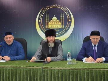 В ДУМ ЧР презентовали учебное пособие по основам ислама