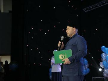 Руководитель Аппарата ДУМ ЧР Супьян Курбанов принял участие в торжественном мероприятии в честь юбил