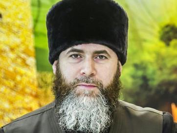 Поздравление муфтия ЧР С.Межиева в адрес главы Совета муфтиев РФ Р.Гайнутдина в связи с присвоением