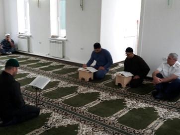 В ИК-2 состоялся конкурс чтения Корана
